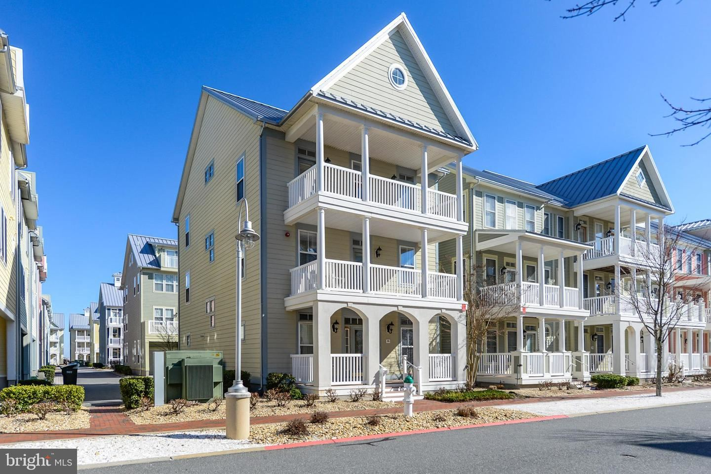 Photo for 50 SUNSET ISLAND DR #LUS-AY-50, OCEAN CITY, MD 21842 (MLS # MDWO114134)