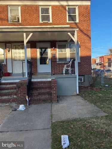 Photo of 5519 NOME AVE, BALTIMORE, MD 21215 (MLS # MDBA497136)