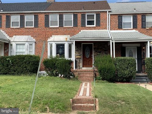 Tiny photo for 5768 MAPLEHILL RD, BALTIMORE, MD 21239 (MLS # MDBA531136)