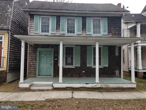 Photo of 109 S LIBERTY ST, CENTREVILLE, MD 21617 (MLS # MDQA143136)