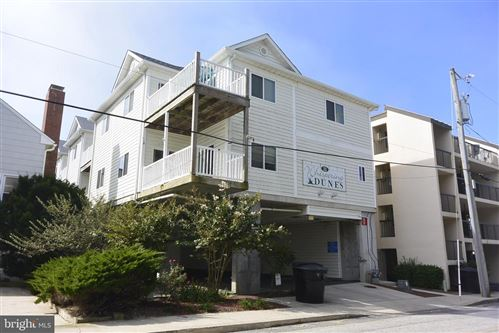 Photo of 11 81ST ST #101 WHISPERING DUNES, OCEAN CITY, MD 21842 (MLS # MDWO109136)