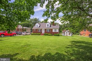 Photo of 1009 LOCUST, CHARLOTTESVILLE, VA 22902 (MLS # VACO100136)