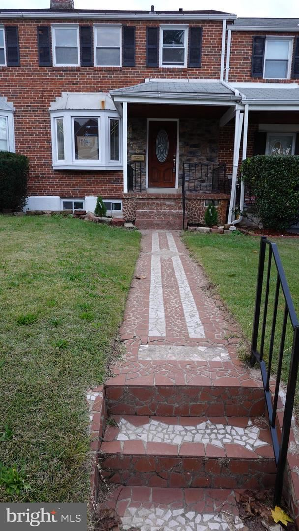 Photo for 5768 MAPLEHILL RD, BALTIMORE, MD 21239 (MLS # MDBA531136)