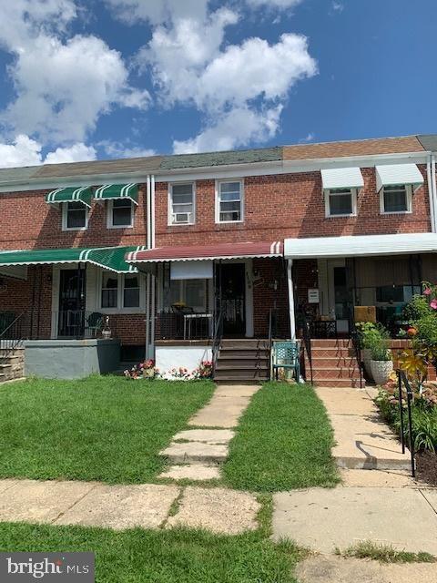 1109 N WHEELER AVE, Baltimore, MD 21216 - MLS#: MDBA545136
