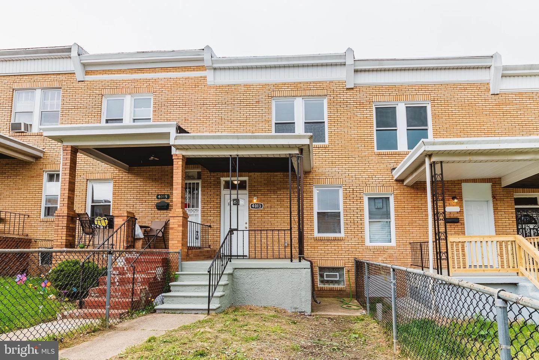 4013 EIERMAN AVE, Baltimore, MD 21206 - MLS#: MDBA548136