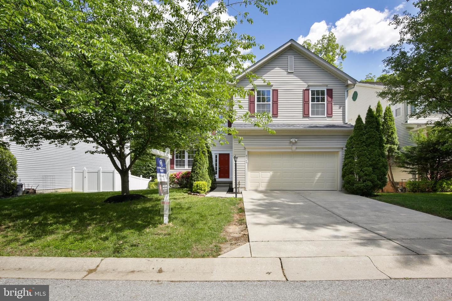 6068 CHARLES EDWARD TER, Columbia, MD 21045 - MLS#: MDHW293136