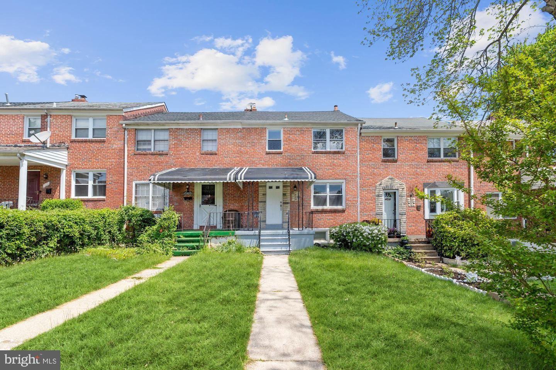 1924 WOODBOURNE AVE, Baltimore, MD 21239 - MLS#: MDBA542138