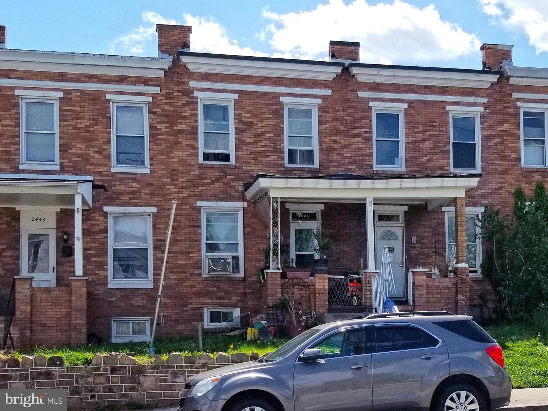 2445 WASHINGTON BLVD, Baltimore, MD 21230 - MLS#: MDBA548140