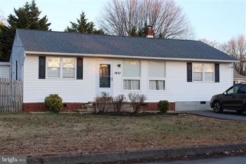 Photo of 1631 HILLTOP RD, EDGEWATER, MD 21037 (MLS # MDAA419142)