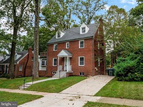 Photo of 6712 44TH AVE, UNIVERSITY PARK, MD 20782 (MLS # MDPG583142)