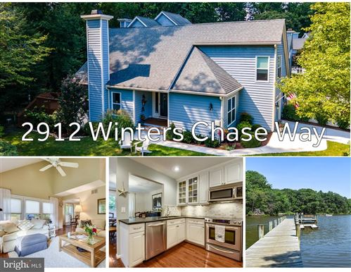 Photo of 2912 WINTERS CHASE WAY, ANNAPOLIS, MD 21401 (MLS # MDAA2010144)