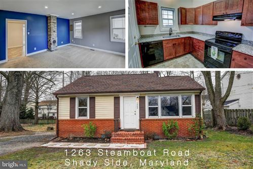Photo of 1263 STEAMBOAT RD, SHADY SIDE, MD 20764 (MLS # MDAA426144)