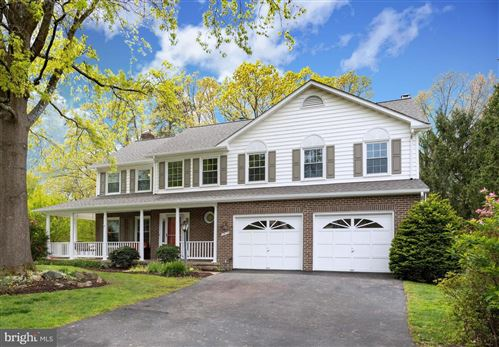 Photo of 12909 CHALKSTONE CT, FAIRFAX, VA 22030 (MLS # VAFX1125144)
