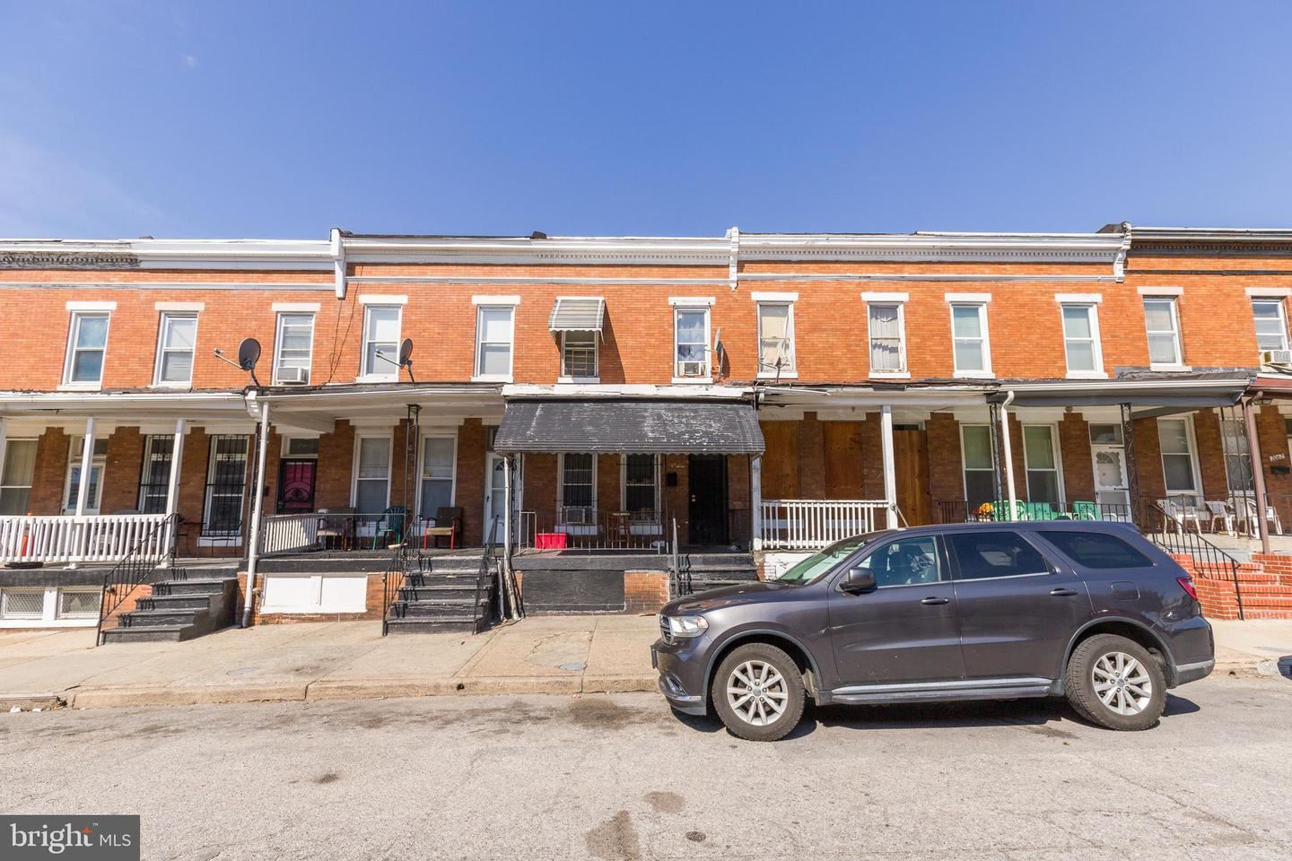 2056 KENNEDY AVE, Baltimore, MD 21218 - MLS#: MDBA543144