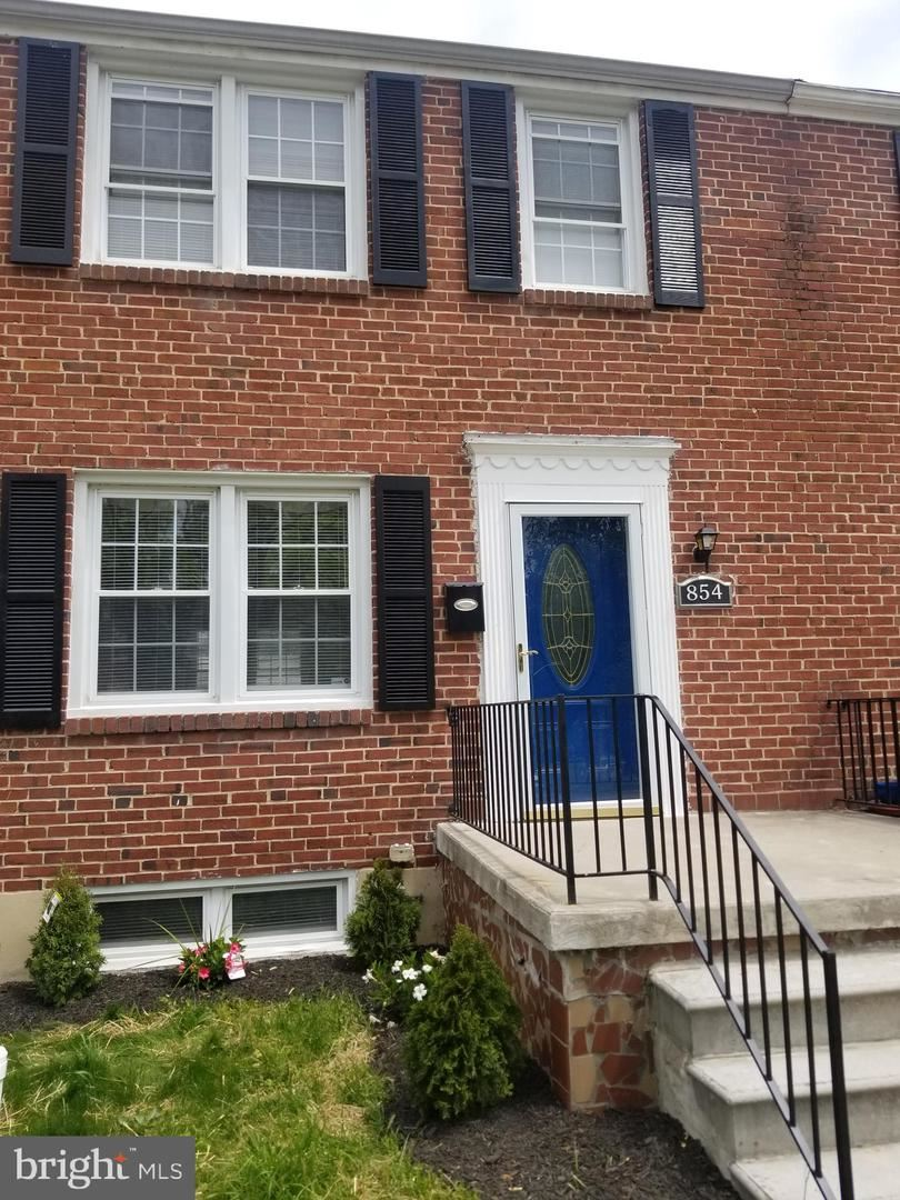854 EVESHAM AVE, Baltimore, MD 21239 - MLS#: MDBC528144
