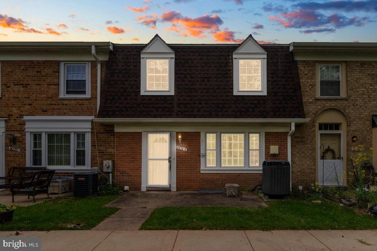 9070 MOONSHINE HOLW #K, Laurel, MD 20723 - MLS#: MDHW294144