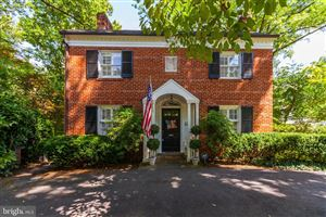 Photo of 7301 DELFIELD ST, CHEVY CHASE, MD 20815 (MLS # MDMC677146)
