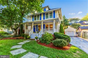 Photo of 4428 STANFORD ST, CHEVY CHASE, MD 20815 (MLS # MDMC681146)