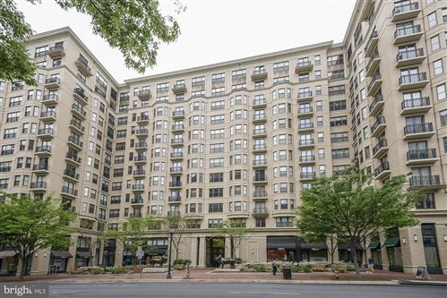 Photo of 7710 WOODMONT AVE #906, BETHESDA, MD 20814 (MLS # MDMC713146)