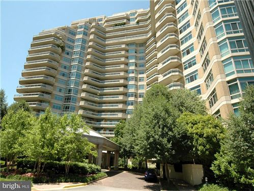 Photo of 5610 WISCONSIN AVE #404, CHEVY CHASE, MD 20815 (MLS # MDMC756146)