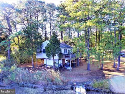 Photo of 114 LAIRD BENTON RD, STEVENSVILLE, MD 21666 (MLS # MDQA142146)