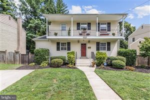 Photo of 8813 BRIERLY RD, CHEVY CHASE, MD 20815 (MLS # MDMC674148)