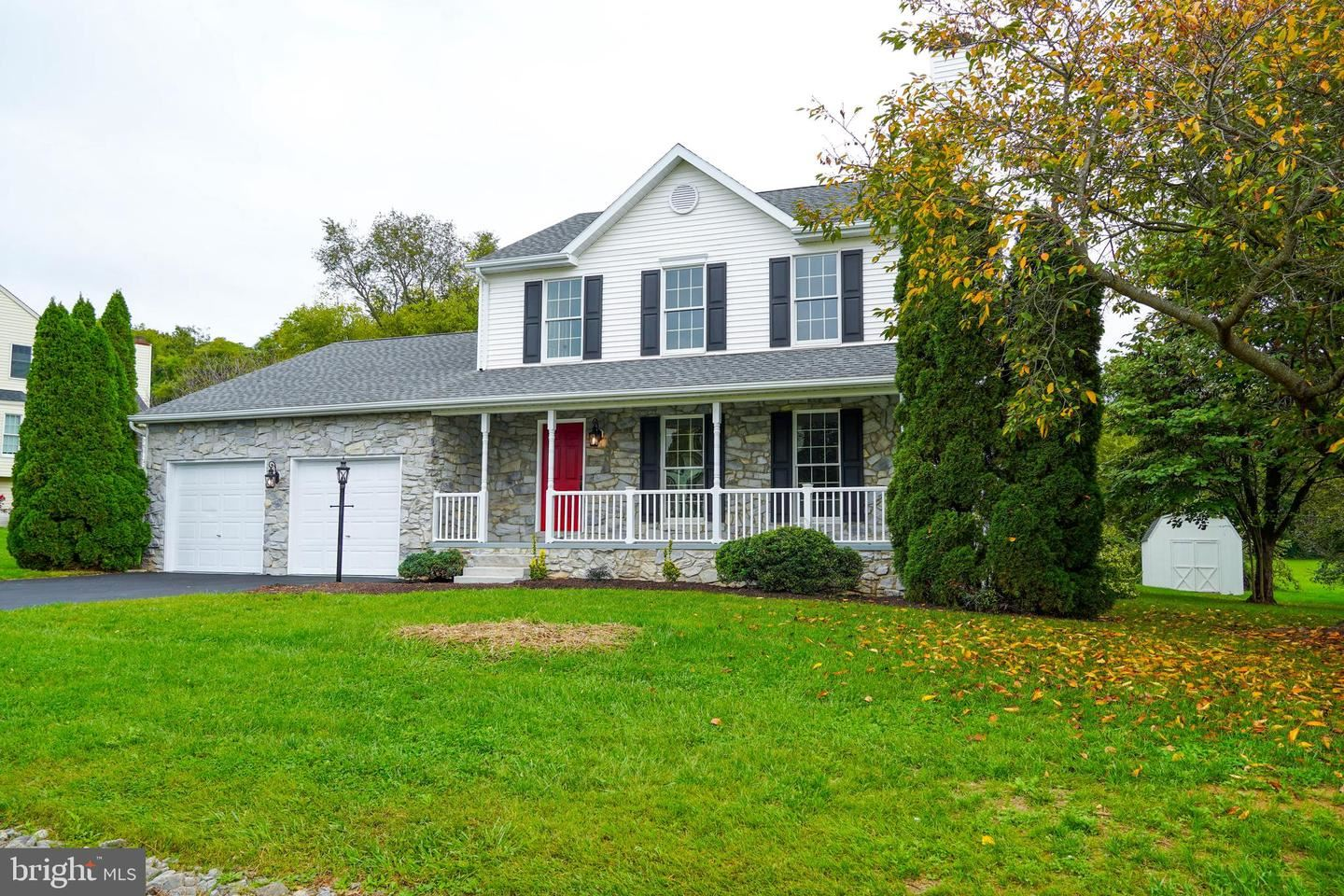 Photo of 1934 LONDONTOWNE DR, HAGERSTOWN, MD 21740 (MLS # MDWA2000149)