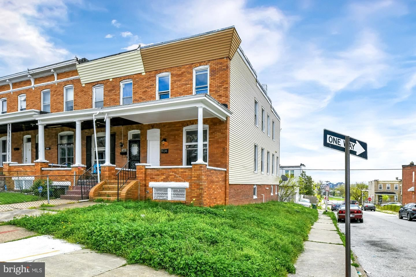 1801 E 30TH ST, Baltimore, MD 21218 - MLS#: MDBA547150