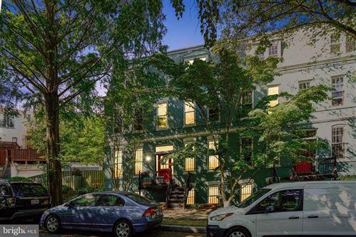 Photo of 1810 INGLESIDE TER NW #7 (#3 ON THE DOOR), WASHINGTON, DC 20010 (MLS # DCDC522152)