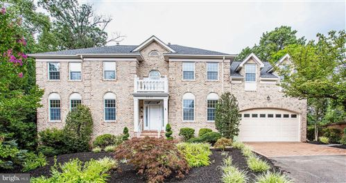 Photo of 8510 ASHGROVE PLANTATION CIR, VIENNA, VA 22182 (MLS # VAFX1146154)