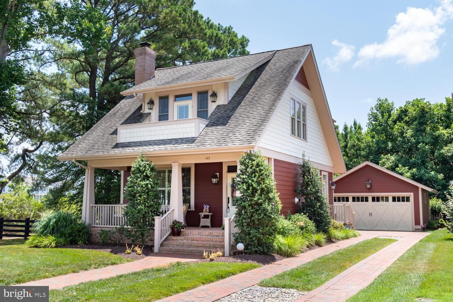 Photo of 143 CARRIAGE HEATH, CHESTER, MD 21619 (MLS # MDQA144154)