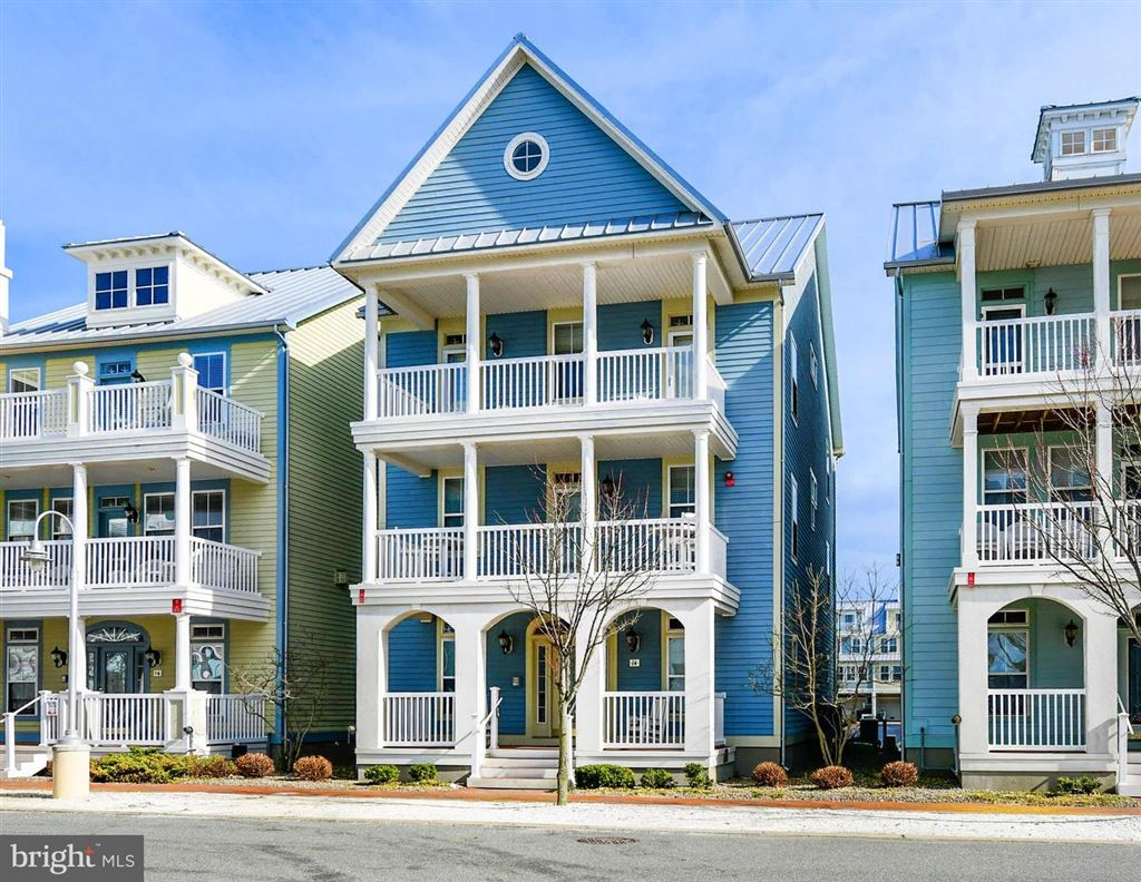 Photo for 14 SHORE POINT DRIVE DR #LUS-BL-14, OCEAN CITY, MD 21842 (MLS # MDWO102156)