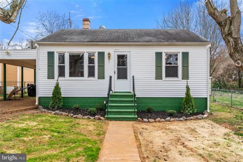 Photo of 186 SCOTT ST, ORANGE, VA 22960 (MLS # VAOR136158)
