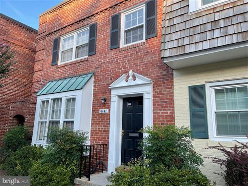 Photo of 6747 KENWOOD FOREST LN #34, CHEVY CHASE, MD 20815 (MLS # MDMC2005160)