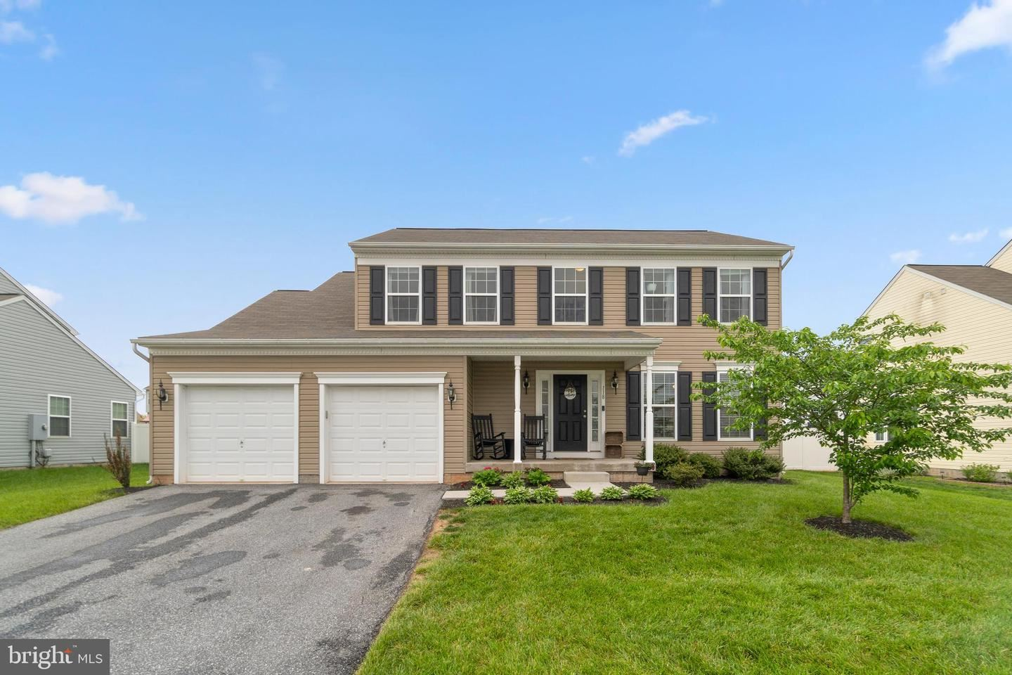 118 WATER RUN ST, Taneytown, MD 21787 - MLS#: MDCR204160