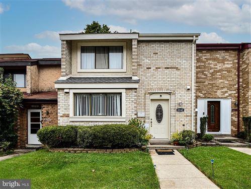 Photo of 8242 CANNING TER, GREENBELT, MD 20770 (MLS # MDPG2001161)