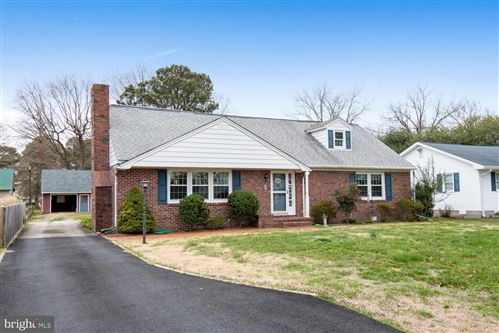 Photo of 6 SOMERSET AVE, CAMBRIDGE, MD 21613 (MLS # MDDO125162)