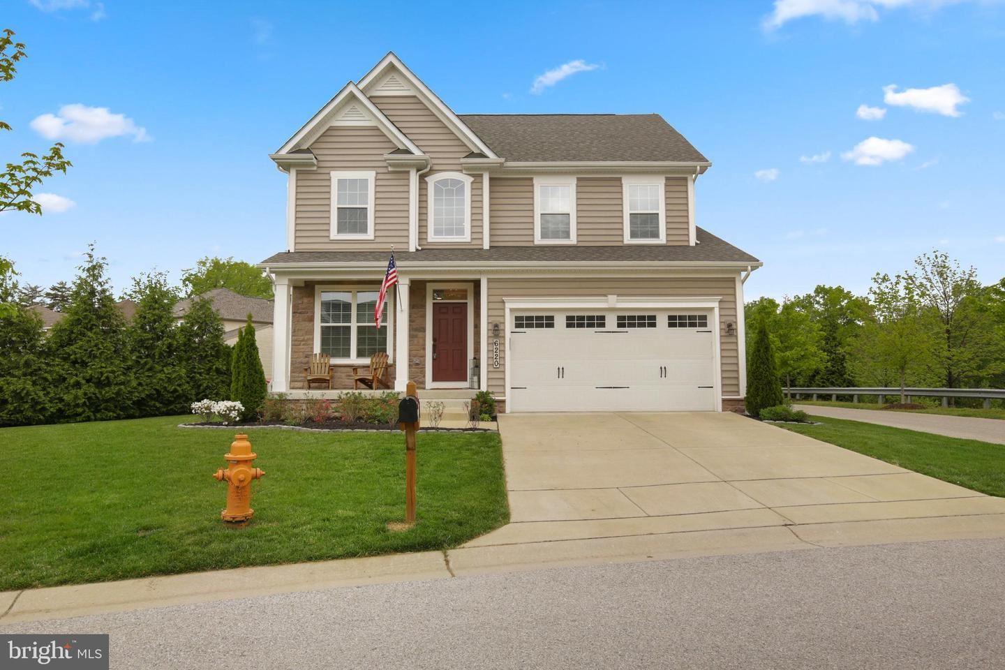 6220 SUMMER HAVEN LN, Hanover, MD 21076 - MLS#: MDHW294162