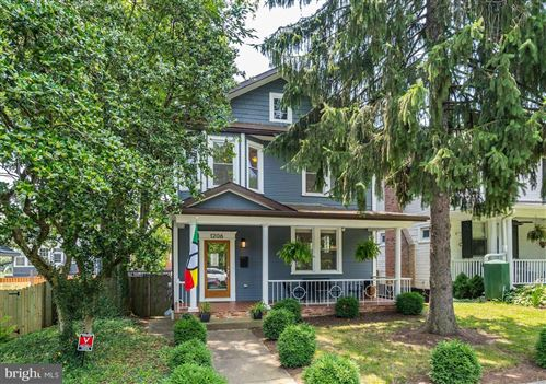 Photo of 1206 FLORAL ST NW, WASHINGTON, DC 20012 (MLS # DCDC476164)