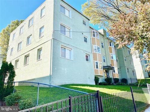 Photo of 2841 GAINESVILLE ST SE #103, WASHINGTON, DC 20020 (MLS # DCDC501164)