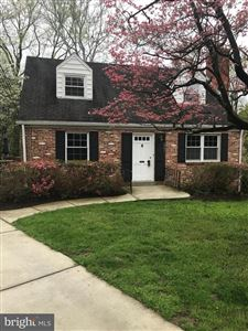 Photo of 8701 BRIERLY CT, CHEVY CHASE, MD 20815 (MLS # MDMC661164)
