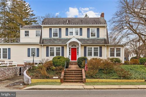 Photo of 6701 BROOKVILLE RD, CHEVY CHASE, MD 20815 (MLS # MDMC707164)