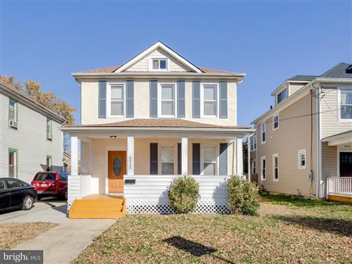 Photo of 4512 BURLINGTON RD, HYATTSVILLE, MD 20781 (MLS # MDPG590164)