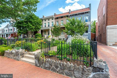 Photo of 1309 NORTH CAROLINA AVE NE, WASHINGTON, DC 20002 (MLS # DCDC475166)