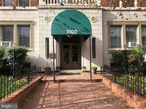 Photo of 3100 WISCONSIN AVE NW #100, WASHINGTON, DC 20016 (MLS # DCDC477166)