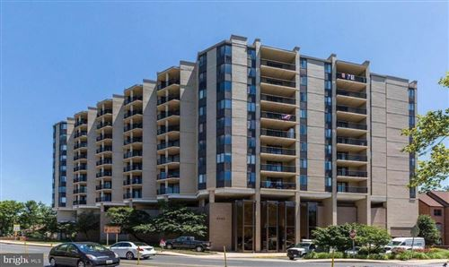 Photo of 4242 EAST WEST HWY #820, CHEVY CHASE, MD 20815 (MLS # MDMC754166)