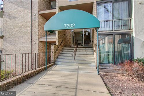 Photo of 7702 HANOVER PKWY #301, GREENBELT, MD 20770 (MLS # MDPG594170)
