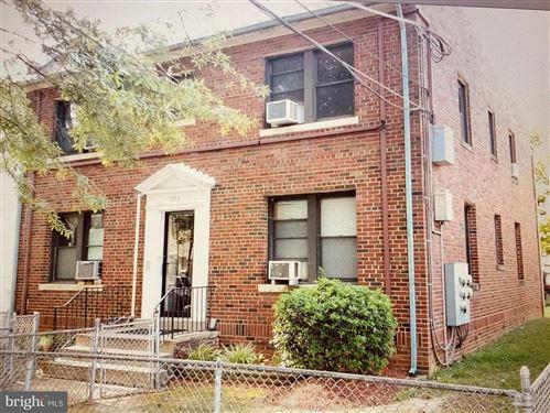 Photo of 1353 NICHOLSON ST NW, WASHINGTON, DC 20011 (MLS # DCDC504172)
