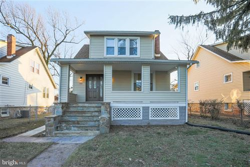 Photo of 5321 LIBERTY HEIGHTS AVE, BALTIMORE, MD 21207 (MLS # MDBA501172)