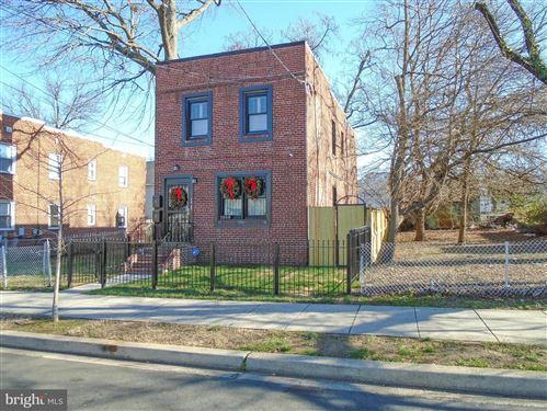 Photo of 1009 46TH ST NE #1, WASHINGTON, DC 20019 (MLS # DCDC504176)